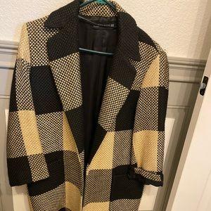 Zara wool trench coat